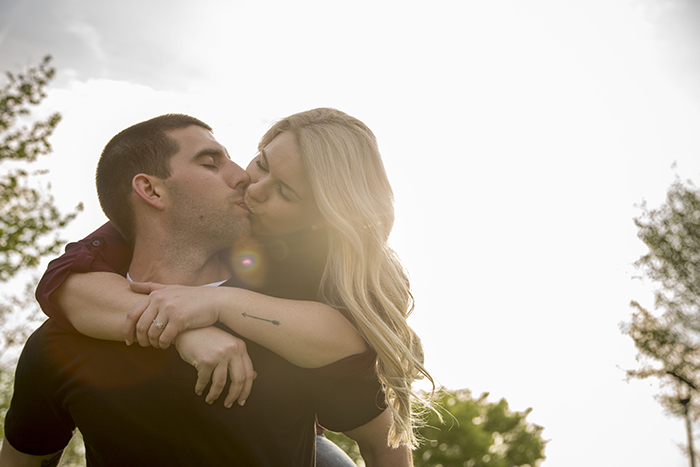 Becca + Daniel | Engagement Session | Georgetown, Washington D.C.