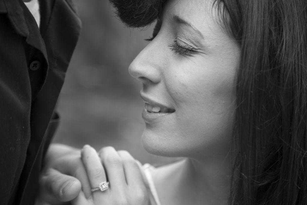 Young Engagement Photography