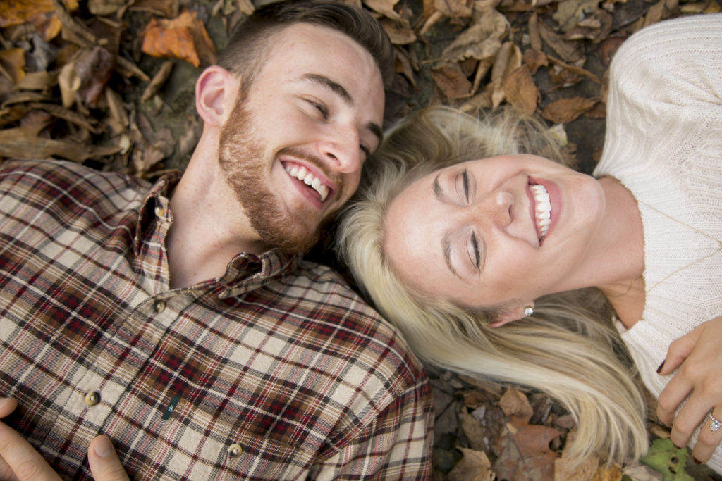 Ohiopyle Engagement Photography
