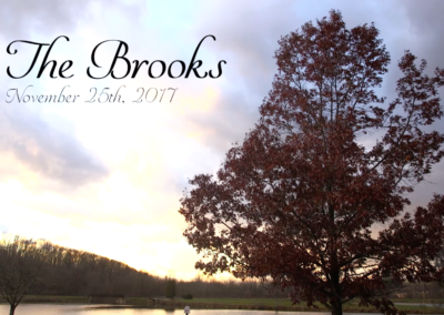 The Brooks Wedding