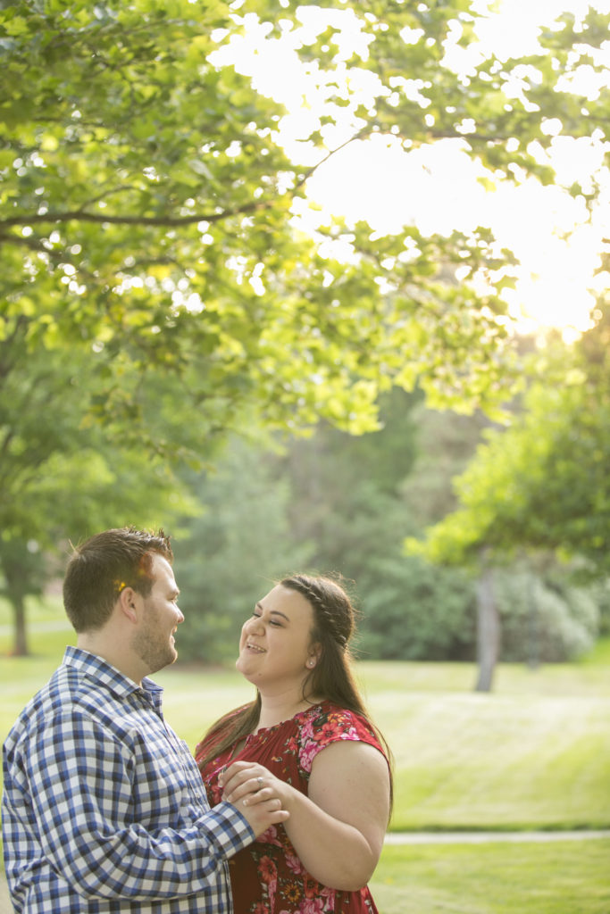 Washington PA Engagement Session