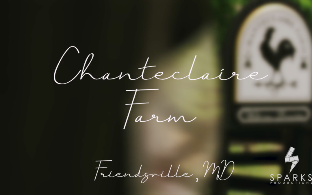 Chanteclaire Farm | Friendsville, MD Wedding Videography | Deep Creek Weddings
