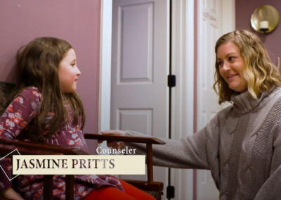 Children In Balance | Meeting Jasmine Pritts