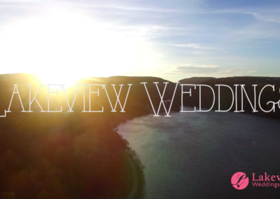 Lakeview Resort Weddings