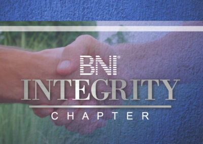 BNI Integrity Chapter